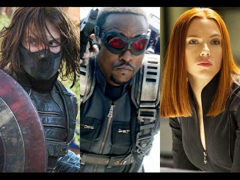 Captain America: The Winter Soldier Crack Vid #2