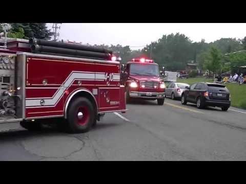 Diễu Hành Cảnh Sát Cứu Hỏa Liên Bang Hoa Kỳ - The Parade of Police Fire