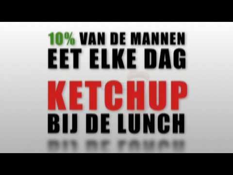 Wist je dit over ketchup in Nederland?