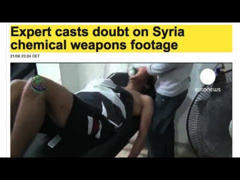 Syria Chemical Weapons: Experts Cast Doubt on Authenticity