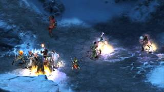 Pillars of Eternity: The White March - Part II Release Trailer