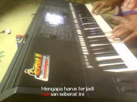 Antara Teman Dan Kasih Karaoke Yamaha PSR S750