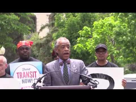 Washington DC Fund Transit Rally Recap - May 2014