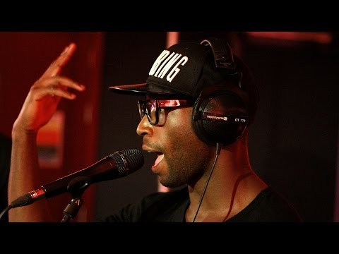 Tinie Tempah - Ready For My Love in the Radio 1 Live Lounge