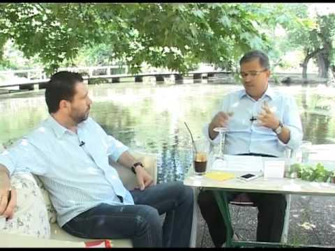 Συνέντευξη Δημάρχου Δράμας Κυριάκου Χαρακίδη 2 8 2012