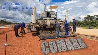 A equipe do FAB em Ação foi à região amazônica para mostrar o trabalho dos militares na construção de pistas de pouso. As obras realizadas pela Comissão de Aeroportos da Região Amazônica (COMARA) são estratégicas para o desenvolvimento daquela região.
