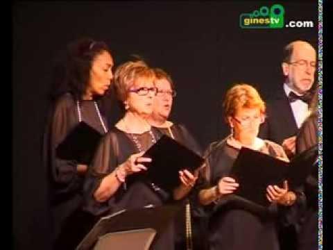 Un concierto de la Coral Polifónica de Gines recaudó fondos para Montetabor