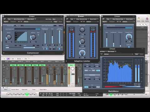FracTroniX Dubstep/Heavy Production Course for Logic Pro