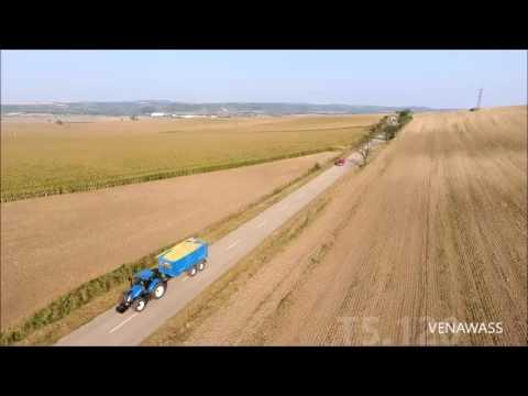 MOLČÍK TDK 21000 mezőgazdasági pótkocsi