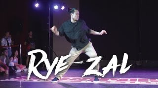 Rye-zal | Judge Showcase (4K) | Singapore Dance Delight Vol. 7 Prelims 2017