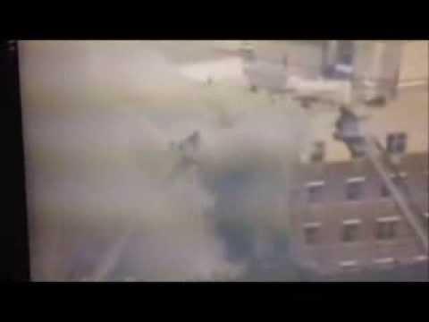 New York East Harlem Building Blast Video