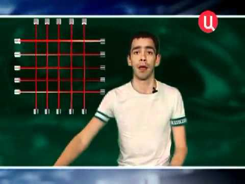 сенсорная плёнка обратной проекции