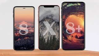 iPhone X, iPhone 8 & 8 Plus | Introducing
