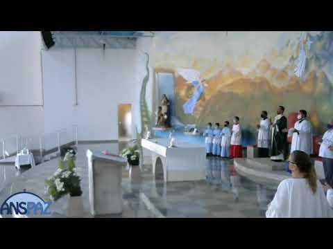 Santa Missa | 19.09.2021 | Domingo | Padre Fernando | ANSPAZ