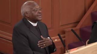 Bynum Tudor Lecture - Desmond Tutu - Oxford University