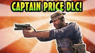 COD Ghosts: Captain Price Skin, Camo & Reticule Gameplay
