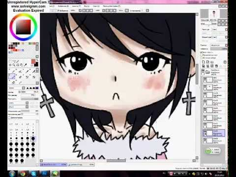 Kim JaeJoong chibi fanART - Speed Drawing, Sorry for the frequent absences тт And sorry for the bad quality :с http://kimjjong.deviantart.com/art/FanART-Kim-JaeJoong-374125017 PROGRAMS: Paint Tool SAI...