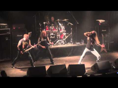 Malevolent Creation - Manic Demise (Porto Alegre 2012, 13 de Dezembro)(Full HD)