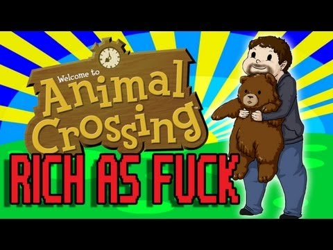 Animal Crossing 6- Rich
