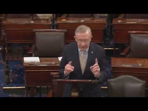 Harry Reid: Liar or Senile