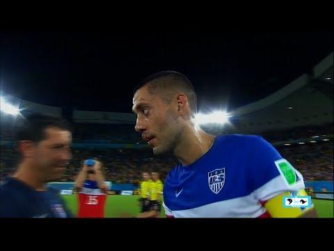 WORLD CUP - USA Upsets Ghana   LIVE 6-16-14