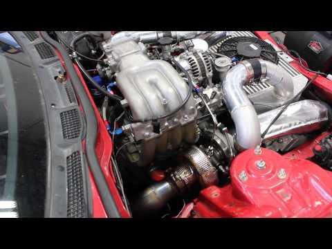 Turblown BorgWarner EFR 8374 IWG Turbo System