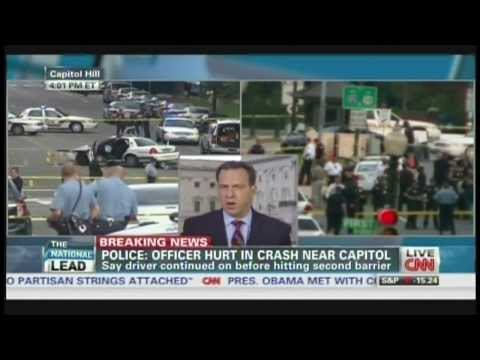 Washington DC Car Chase and Shooting News Coverage (October 3, 2013, 4:00 PM)