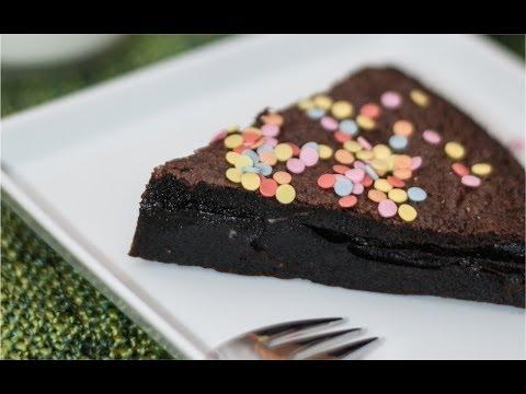 Gyors, fűszeres csokoládétorta