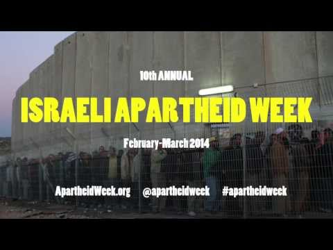 Israeli Apartheid Week 2014