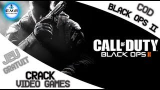[Crack] Télécharger CALL OF DUTY BLACK OPS II Gratuitement