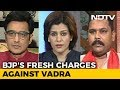 BJP Targets Robert Vadra: Should Congress Leadership Speak?