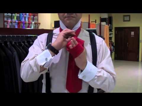 Nudo De Corbata Americano Impecable o Nudo Simple-Elegancia 2.0