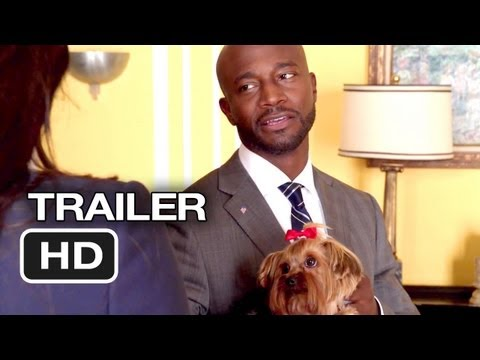 Baggage Claim Official Trailer #2 (2013) - Paula Patton, Taye Diggs Movie HD
