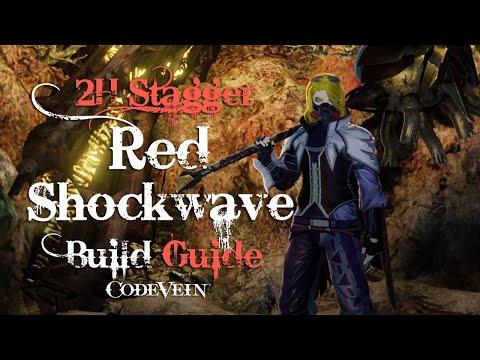 Code Vein Builds: Red Shockwave (Fionn)