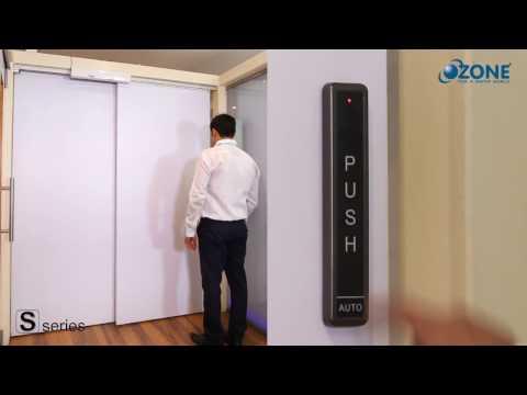 <span>Ozone S series Autoglide Autodoor Fitting</span>