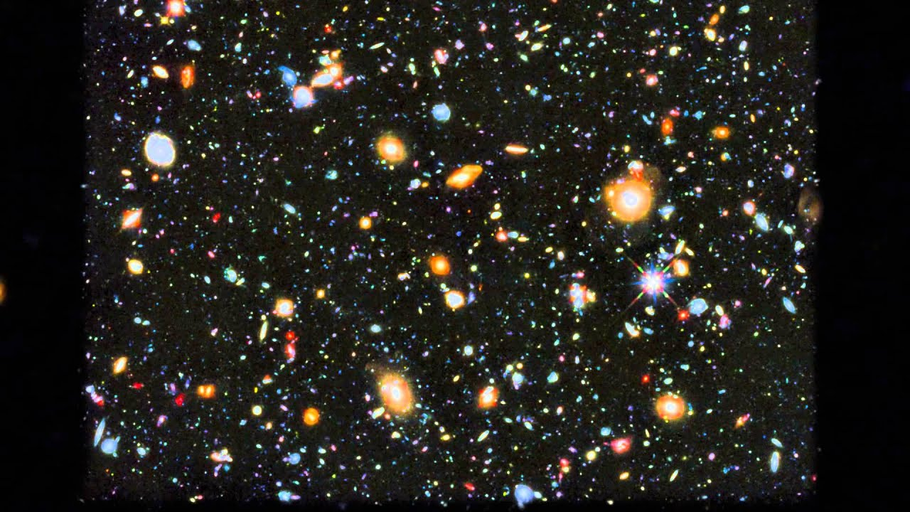 hubble deep fields orion - photo #19