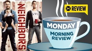 Neighbors - Monday Morning Review with SPOILERS (2014) - Zac Efron Movie HD