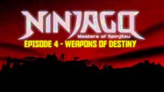 Lego Ninjago #04 - Zbraně osudu