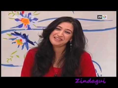 Dounia Boutazout دنيا بوتازوت - sabahiyat 2M (2012)