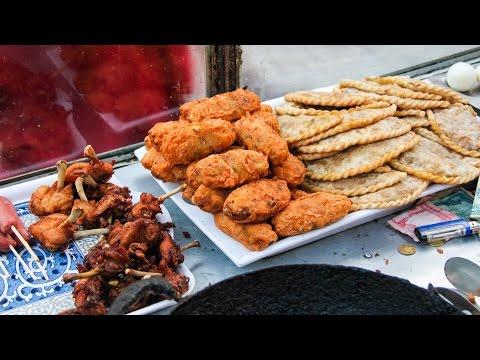 Street Food à Kathmandu