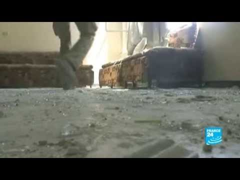 Syria   Rebels and Assad's forces face off in Zabadani