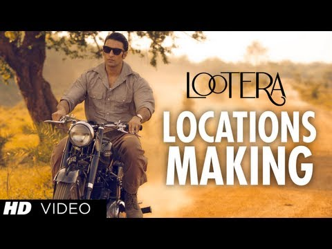 Lootera Locations Making | Ranveer Singh, Sonakshi Sinha