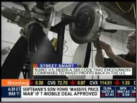 Rubio Discusses Economic Opportunities of the 21st Century on Bloomberg TV