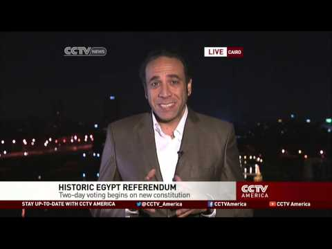 Historic Egypt Referendum
