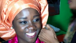 Fashion: how-to tie the best African Head-Wrap [VIDEO]