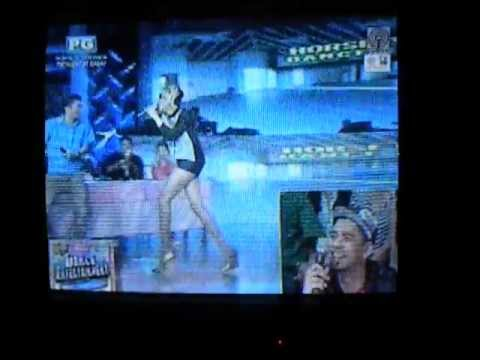 VICE GANDA ginaya si WILLIE REVILLAME-YOU DON'T DO THAT TO ME!!