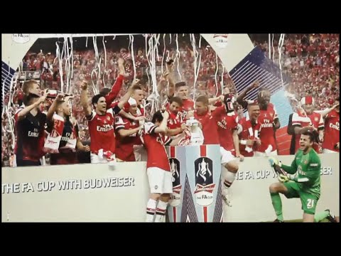 Arsenal Football Club | 2014 FA Cup Winners