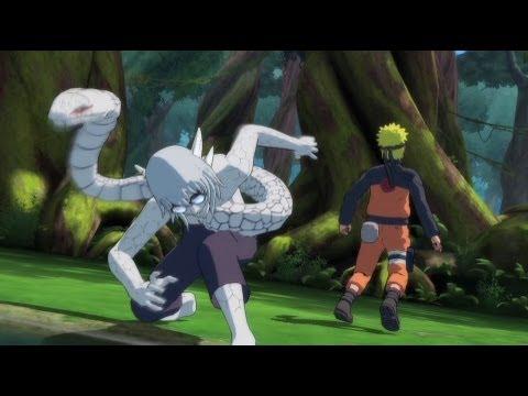 Naruto: Ultimate Ninja Storm 3 Full Burst - Official Trailer