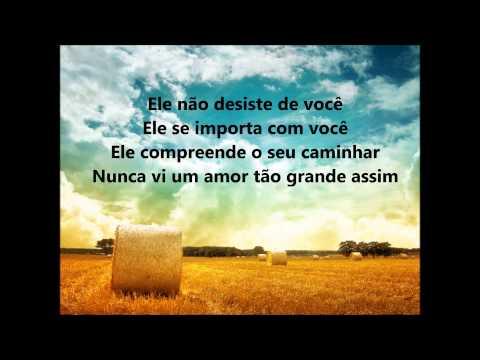 Marquinhos Gomes - ele não desiste de você