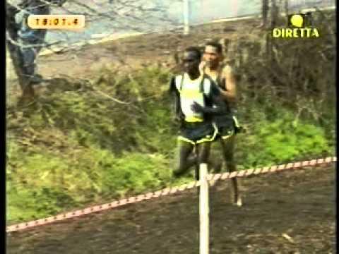 Corsa campestre Cinque Mulini 2008, Vittoria dell'eritreo Zersenay - Parte 2